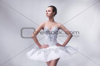beautiful ballet dancer