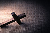 Holy Wooden Christian Cross