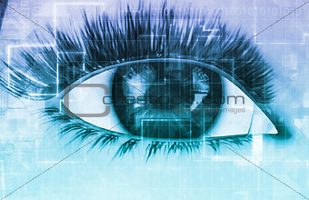 Cybernetic Eye