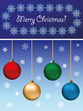 Card Merry Christmas