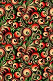 hohloma wallpaper