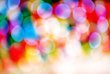 Beautiful Christmas Light Bokeh