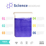 Chemistry science concept
