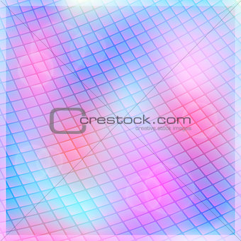 Abstract Fantasy Striped Background