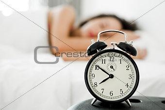 Time to wakeup