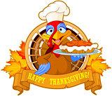 Turkey Holds Pie