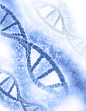 3D DNA background