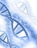 3D DNA background