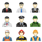 male job icons