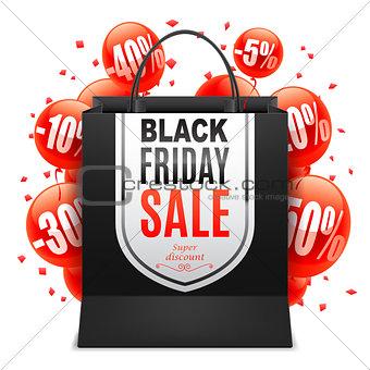 Black Friday Sale Bag