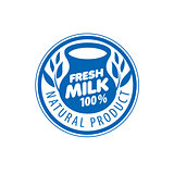Vector Milk logo