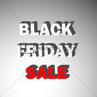 Black friday sale background.