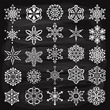 Vector Christmas Design Elements