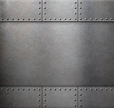 steel metal armour background