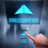 Progress business elevator