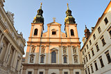 Vienna, Austria. Jesuit Church