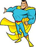 Big Chin Superhero