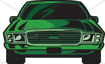 Car Front