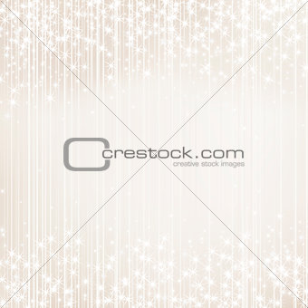 Bright background with stars. Festive design