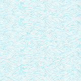 Seamless Abstract Vector Light Blue White Color