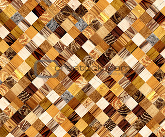 Background with wooden patterns
