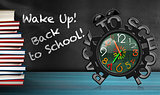 Wake Up - Back To School