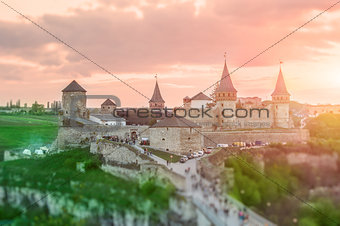 Castle in Kamianets-Podilskyi