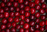 Red cherry texture