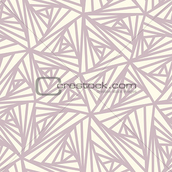 Abstract Geometric Light Vector Pattern