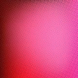 Halftone red background. Creative vector illustration