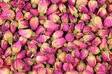 Tea rosebuds
