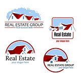 Real Estate Emblems