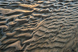 river sandbar texture and pattern
