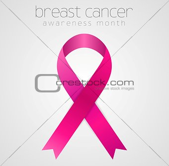 Breast cancer awareness pink ribbon tape design