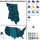 Great Plains of the United States