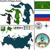 Republic of Adygea, Russia