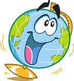 Happy Fun Globe