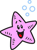 Happy Starfish