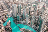 Buildings In The Emirate Of Dubai
