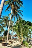 marimegmeg beach El Nido Palawan Philippines