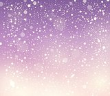 Abstract snow theme background 5