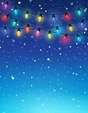Christmas lights theme image 3