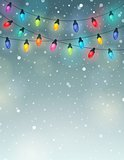 Christmas lights theme image 6