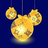 baubles - Christmas  tree decoration