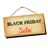 Vector illustration. Black Friday sales. A wVector. Black Friday