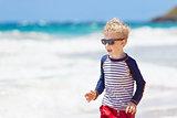 kid at kauai