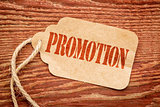 promotion marketing concept