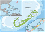 The Bermudas or Somers Isles
