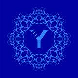 Monogram Y Design