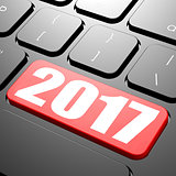 Keyboard on year 2017